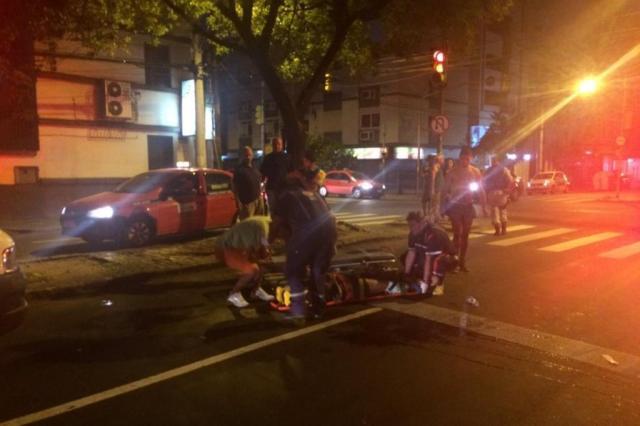 Sobe para sete o número de feridos em tiroteio na Cidade Baixa Felipe Daroit/Rádio Gaúcha/Agência RBS