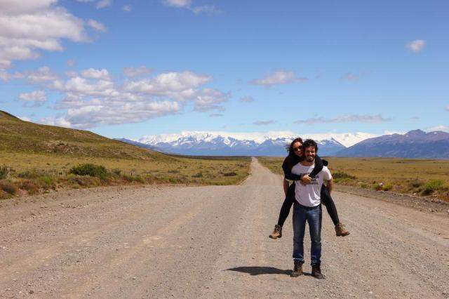 Conheça casais que largaram tudo para viajar pelo mundo Mundo à volta/Arquivo Pessoal