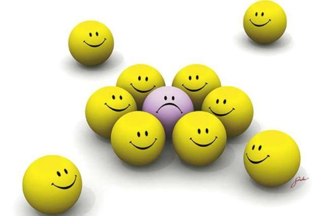 Comprovado: nossos amigos são mais felizes do que nós no Twitter Fernando Gonda/Arte ZH