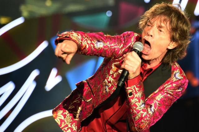 Novo lote de ingressos para o show dos Rolling Stones é liberado VANDERLEI ALMEIDA/AFP