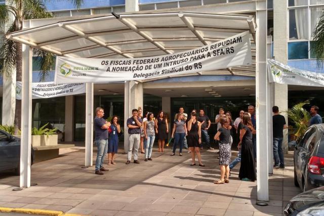 Fiscais federais agropecuários cobram nomeação de servidor público Thais D'Avilla/Divulgação