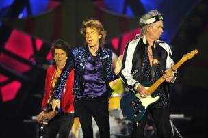 Rolling Stones planejam lançar disco com músicas inéditas, afirma Keith Richards Bruno Alencastro/Agencia RBS