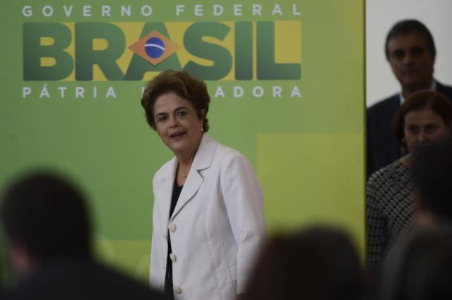 STF publica acórdão sobre o rito do impeachment José Cruz/Agência Brasil