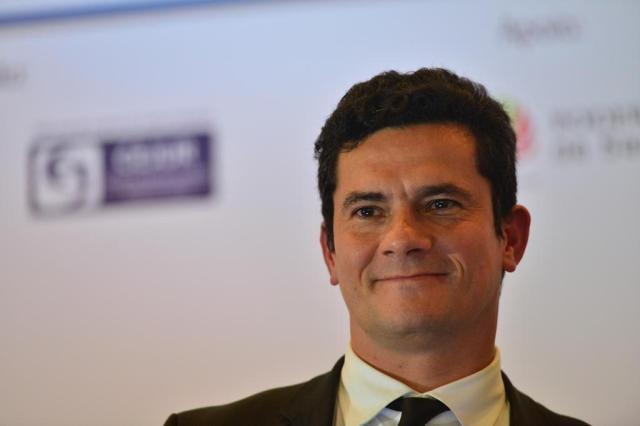 """""""Democracia exige que governados saibam o que fazem os governantes"""", diz Moro sobre áudios Lucas Correia/Agência RBS"""