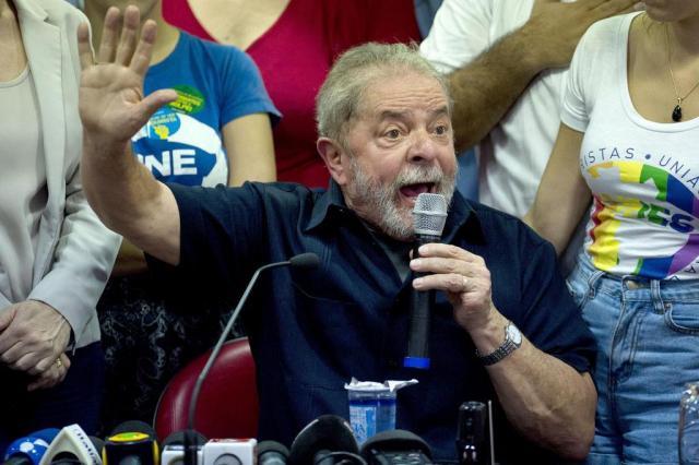 Léo Pinheiro afirma que Lula o orientou a dar sumiço em documentos NELSON ALMEIDA/AFP