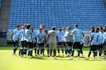 Grêmio faz o último treino antes do Gre-Nal