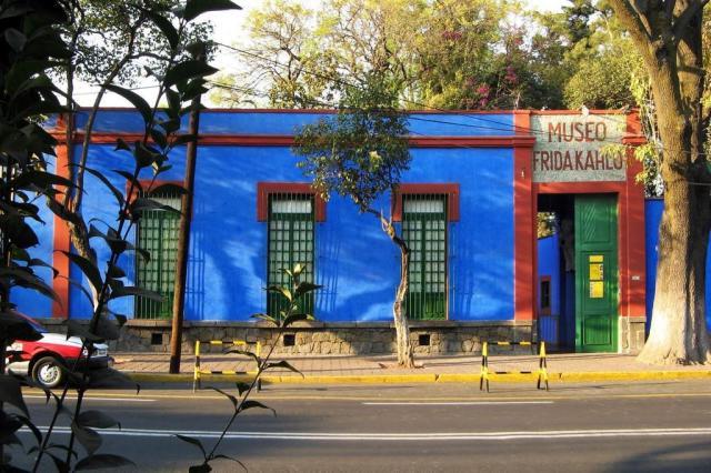Ao Melhor Frases De Frida Kahlo Em Espanhol: Cidade Do México Encanta Com As Cores De Frida Kahlo
