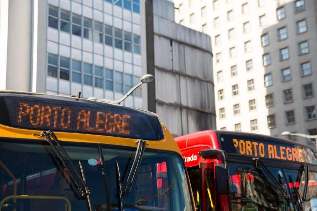 Após ATP anunciar suspensão de linhas de ônibus, prefeitura de Porto Alegre estuda transferência à Carris Felipe Martini/Agencia RBS