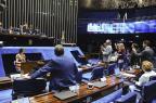 Líderes do PMDB, PT e PP defendem projeto contra sigilo de investigações Marcos Oliveira/Agência Senado