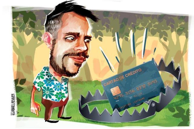 Como tornar o cartão de crédito um aliado das finanças Gabriel Renner/Arte ZH