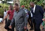 Atentado terrorista na Costa do Marfim mata 22 pessoas SIA-KAMBOU /AFP