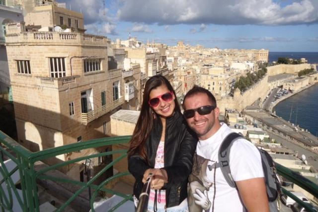 Malta: uma opção diferente para curtir a Europa arquivo pessoal/Arquivo Pessoal