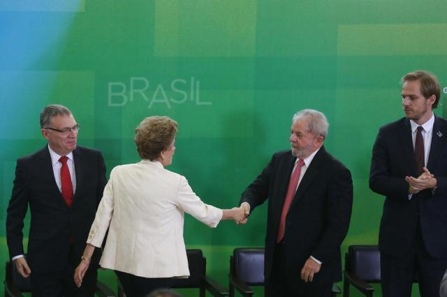 Lula divulga carta aberta na qual diz esperar por justiça Diego Vara/Agencia RBS
