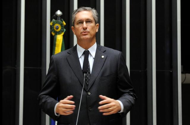 Rosso admite desistir da presidência da Câmara se não garantir apoios Luis Macedo / Câmara dos Deputados / Divulgação/Divulgação