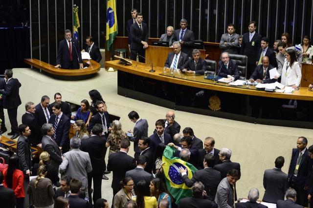 Governo e oposição batalham votos no processo de impeachment Gustavo Lima/Câmara dos Deputados