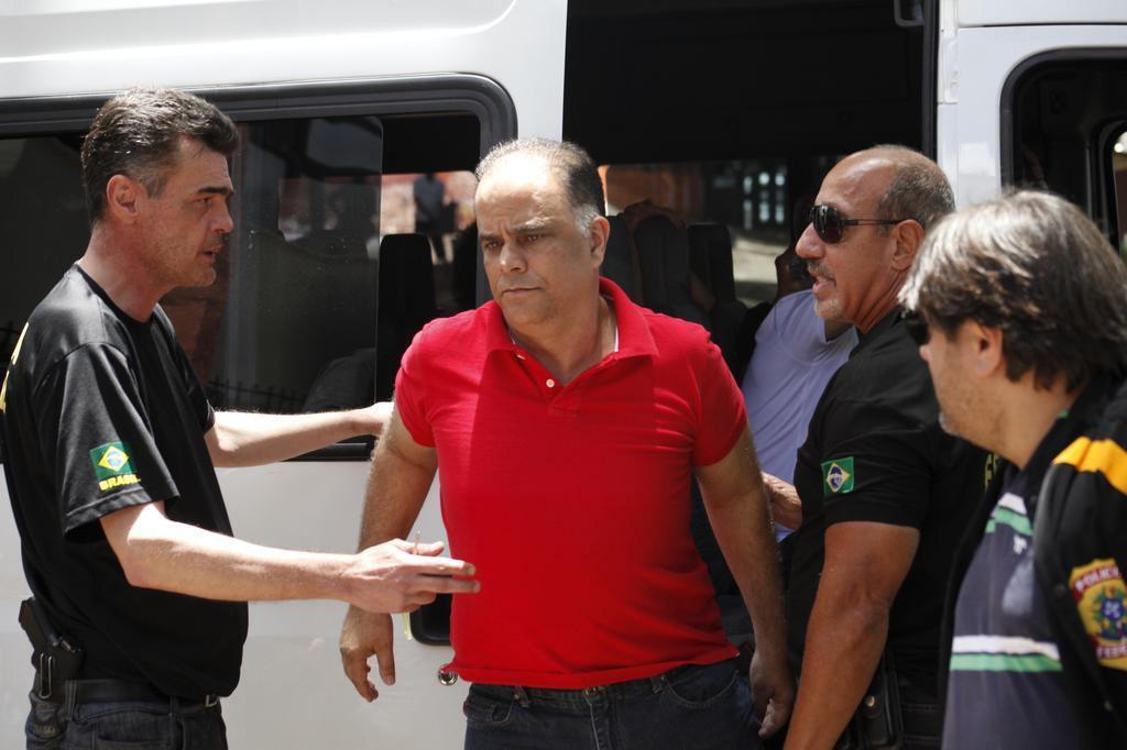 Marcos Valério fecha acordo de delação com a Polícia Federal, diz jornal