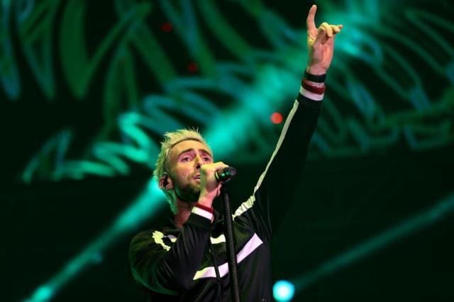 Maroon 5 lança música comKendrick Lamar Júlio Cordeiro/Agencia RBS