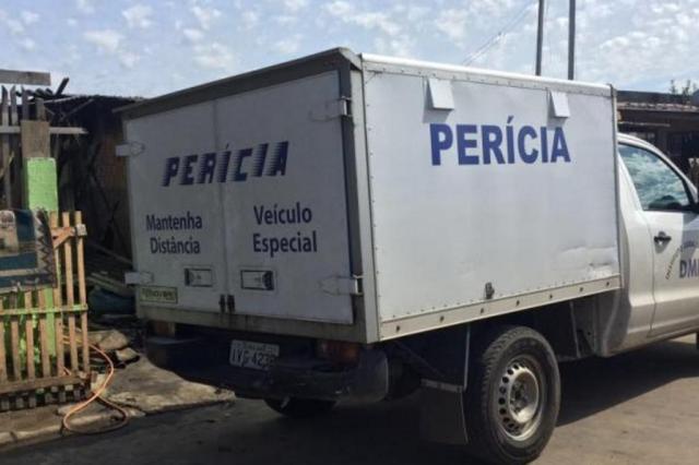 Duas crianças morrem em um incêndio em Canoas Eduardo Cardozo/Agencia RBS