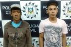 Homens que mataram e atearam fogo em homem são indiciados em Vacaria Polícia Civil/Divulgação