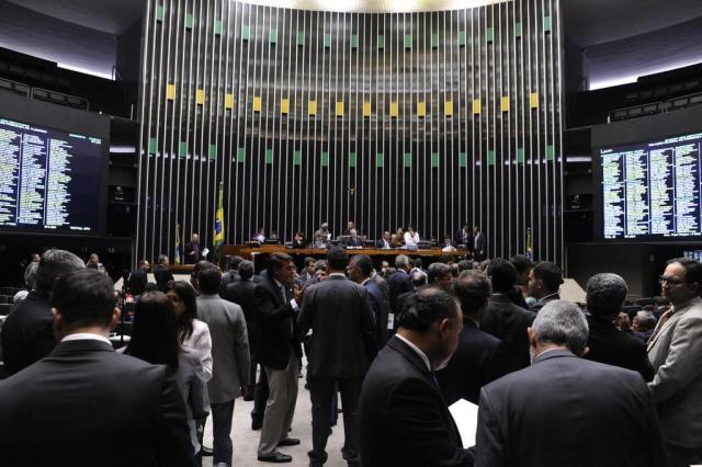 Apesar da crise política, Maia e Eunício marcam pauta de votações no Congresso Luis Macedo/Câmara dos Deputados