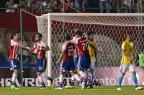 Diogo Olivier: sem rumo, com empate achado, Seleção joga mal e assusta para o futuro Norberto Duarte/AFP