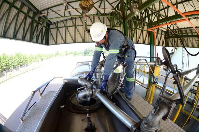 Mistura de biodiesel no óleo diesel passará para 8% até 2017 Diogo Zanatta/Especial