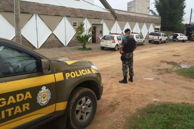 MP faz ofensiva contra empresa de segurança suspeita de tortura em Pelotas Marcelo Kervalt/Agência RBS