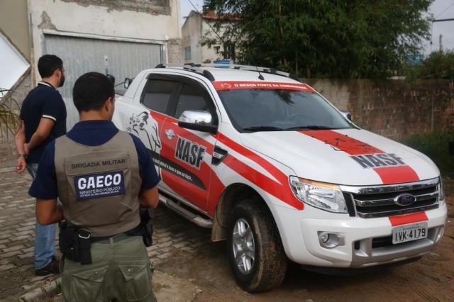 Justiça Militar afasta oficial suspeito de envolvimento com milícia Tadeu Vilani/Agencia RBS