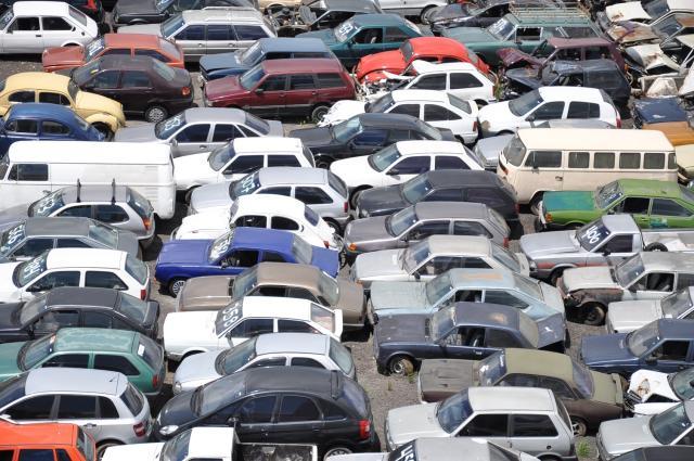 Leilões do Detran oferecem mais de 2 mil veículos e sucatas neste mês Rafaela Masoni / Detran/RS/Detran/RS
