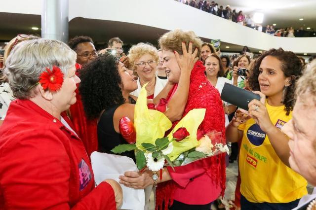 Como Dilma reagiu à ofensiva de Temer pelo impeachment Roberto Stuckert Filho/Palácio do Planalto