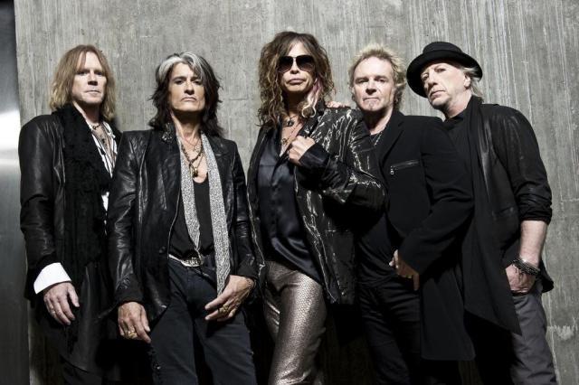 Aerosmith: confira o provável setlist da banda em Porto Alegre Divulgação/Divulgação