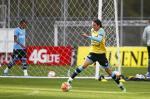 Sábado de trabalho para o Grêmio em Quito