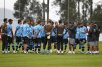Preparação do Grêmio deste domingo, 10/4, em Quito