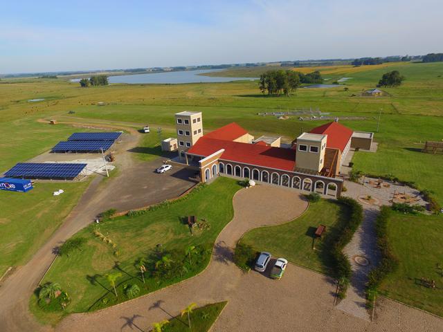 Vinícola de Dom Pedrito será primeira 100% movida a energia solarna América Latina Luiz Glasenapp Junior / Divulgação/Divulgação