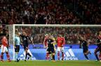 Benfica sai na frente, mas Bayern empata em Lisboa e avança na Liga dos Campeões Patricia de Melo Moreira/AFP