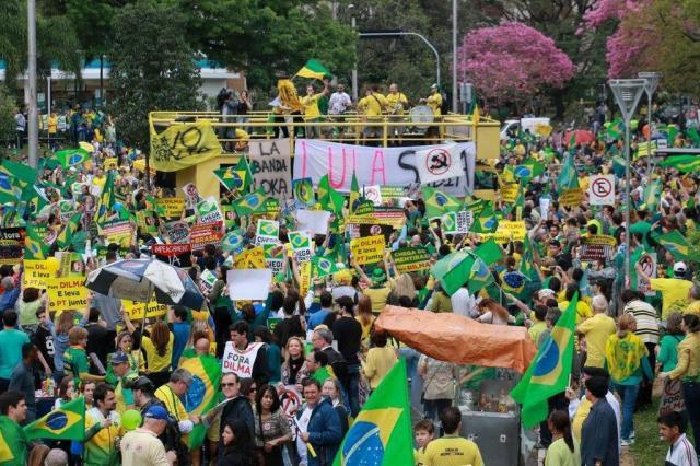"La Banda Loka Liberal: o grupo que canta o ""fora Dilma"" Divulgação/La Banda Loka Liberal"
