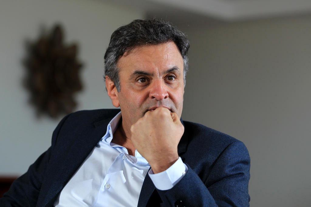 Ex-executivo da Odebrecht delata propina para Aécio, diz revista