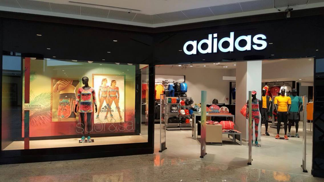 d946b57c4b4 Adidas abre loja no Shopping Itaguaçu e prepara mais cinco ...