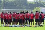 Inter faz último treino antes de enfrentar o São José