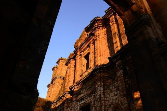 Uma visita às ruínas das Missões Jesuíticas no Rio Grande do Sul Tadeu Vilani/Agencia RBS
