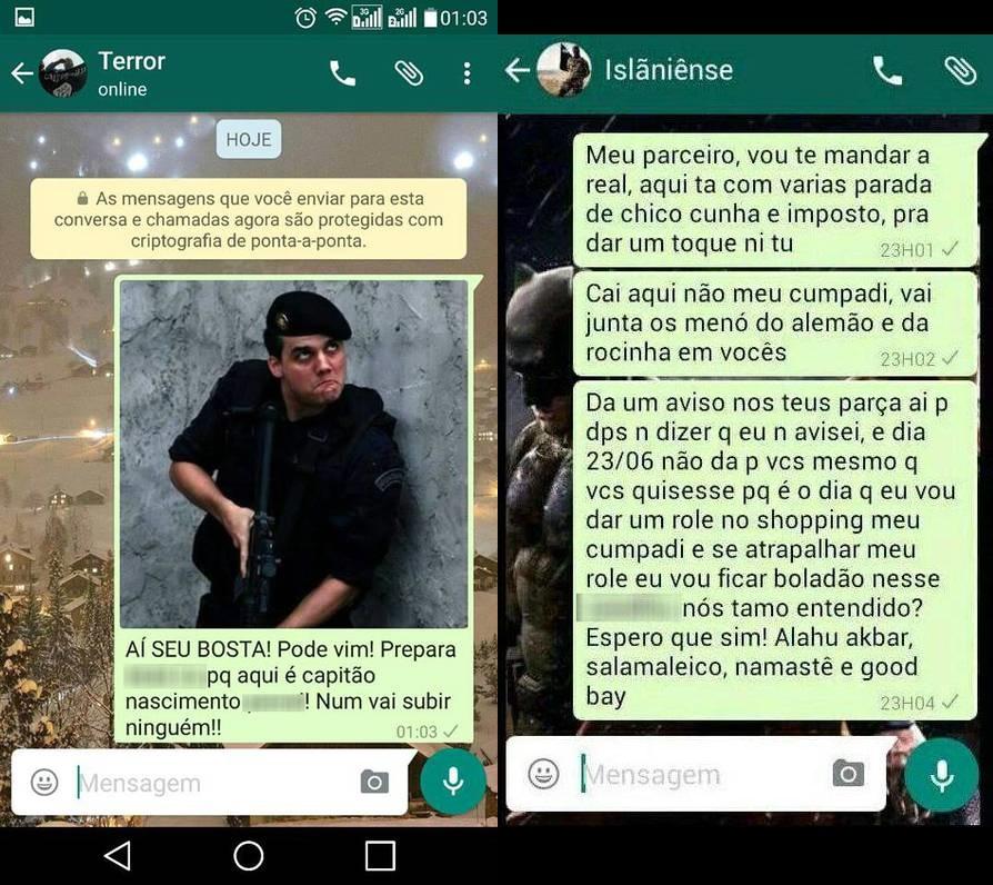 Brasileiros Enviam Mensagens A Número De Whatsapp Que Seria De