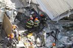 Desabamento em obra deixa pelo menos um morto e seis feridos em São Paulo MARCELO GONCALVES/SIGMAPRESS/ESTADÃO CONTEÚDO
