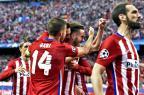 Atlético de Madrid conta com golaço para vencer Bayern por 1 a 0 Gerard Julien/AFP