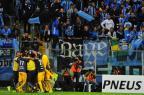Grêmio perde para o Rosario Central por 1 a 0 e fica em situação difícil na Libertadores André Ávila/Agencia RBS