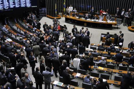 Câmara aprova urgência para votação do reajuste do Judiciário (Luis Macedo/Câmara dos Deputados)