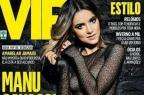 Manu Gavassi critica própria capa da VIP e reclama de edições exageradas Reprodução/Revista VIP