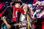 Ingressos para show do Aerosmith começam a ser vendidos na madrugada desta terça Hits Entretenimento / Divulgação/Divulgação