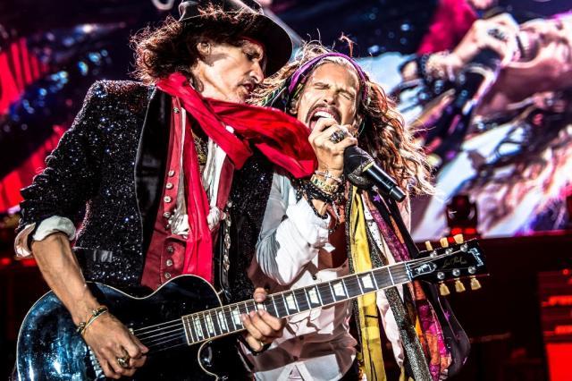 Procon multa produtora de show do Aerosmith na Capital em R$ 289 mil Hits Entretenimento / Divulgação/Divulgação