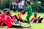 Inter faz último treino antes da viagem a Caxias