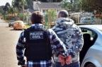 Preso suspeito de assalto e morte em joalheria de Canoas Divulgação/Polícia Civil RS